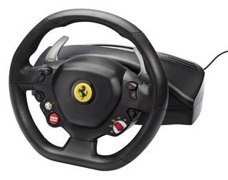 Volante ThrustMaster Ferrari 458 Italia - Xbox ...