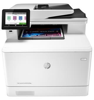 HP multifunción laser color Color LaserJet Pro ...