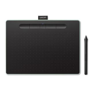 Tableta digitalizadora wacom intuos m bluetooth pistacho
