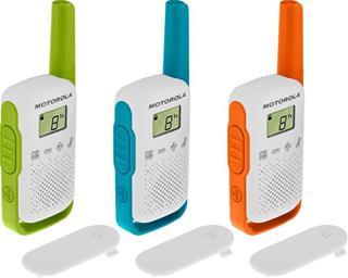 Walkie Talkie Motorola 59T42triplepack s T42 Pack 3 Unidades