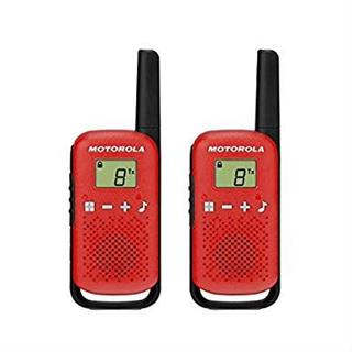 WALKIE-TALKIES MOTOROLA GO LIVE T42 59T42REDPACK ...