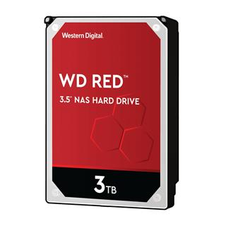 "HD 3.5"" WESTERN DIGITAL 3TB SATA3 256MB RED"
