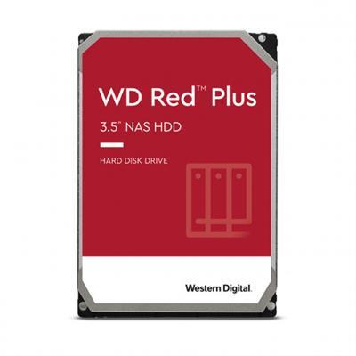 WD 3TB RED PLUS 128MB CMR 3.5IN   SATA 6GB/S ...