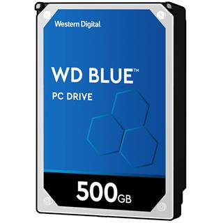 "WD 500GB BLUE 8MB 7MM   2.5"" SATA 6GB/S 5400 rpm"