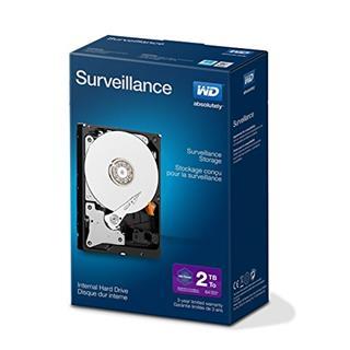 Wd HDD Desktop Surveillance 2TB SATA 6GBs