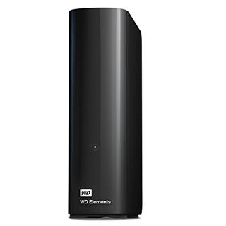 Wd HDD EXT Elements 10TB 3.5 USB2 BK