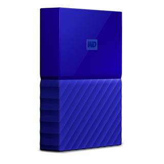 Wd HDD EXT My Pass 3TB 2.5 Blue WorldWide