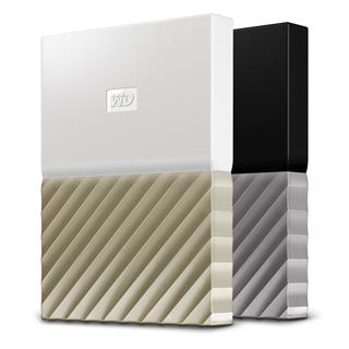 Wd HDD EXT My Pass Ultra 3TB White Gold