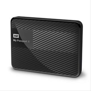 """Wd HDD EXT My Passport X 2TB 2.5"""" USB3"""