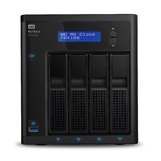 WD NAS My Cloud PR2100 4TB EMEA