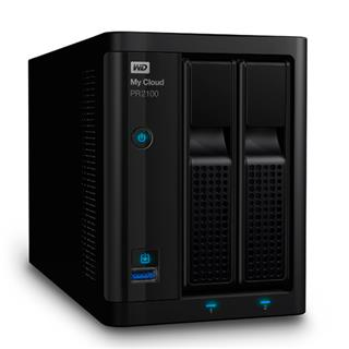 WD NAS My Cloud PR2100 8TB EMEA