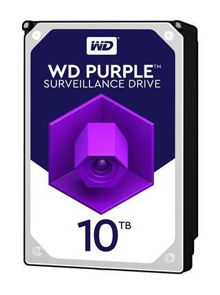 Wd HDD Desk Purple 10TB 3.5 SATA 256MB