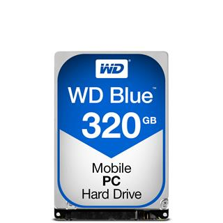 Disco duro Western Digital Mobile Blue 320GB  SATA III 16MB 7mm