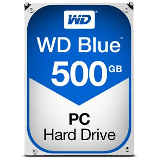 Disco Duro Interno Western Digital Blue 500GB SATA III 5400RPM 6