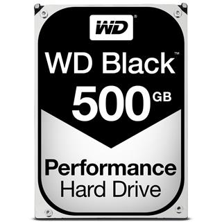 Disco duro WESTERN DIGITAL CAVIAR BLACK 500GB SATA III 7200RPM 6
