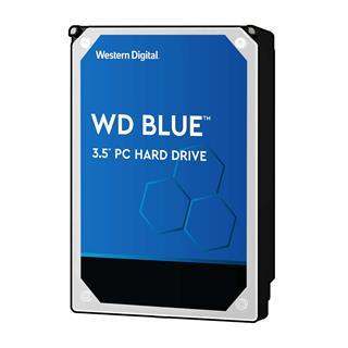 WD 6TB BLUE 256MB                 3.5IN SATA 6GB/S 5400R