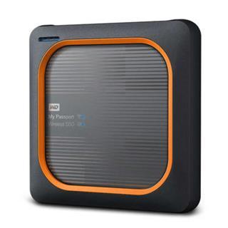 Wd SSD My Passport Wireless 2TB Gray Emea