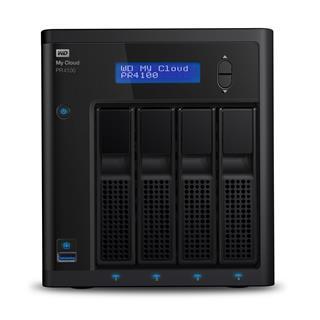 WD NAS My Cloud PR4100 8TB EMEA