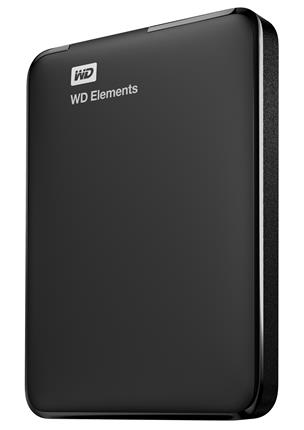 Hard Drive wd Elements Portable se 2Tb Usb 3.0 2.5In