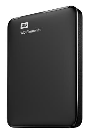 WD ELEMENTS PORTABLE SE 4TB       USB 3.0 2.5IN