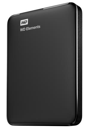 wd Elements Portable se 1Tb Usb 3.0 2.5In