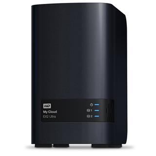 Wd My Cloud EX2 Ultra 20TB Charcoal EMEA