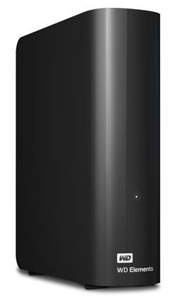 Disco Duro Externo de sobremesa Western Digital WD Elements 2TB