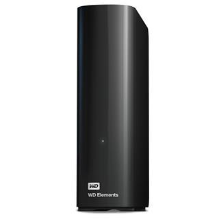 Wd HDD EXT Elements 8TB 3.5 USB2 BK