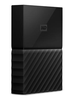 Wd HDD EXT My Pass 3TB 2.5 Black WorldWide
