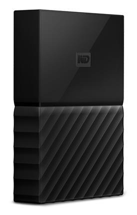 "Disco duro externo Western Digital My Passport 4TB 2.5"" USB 3.0"