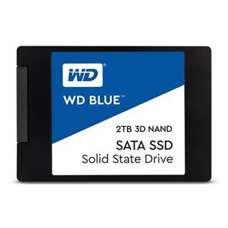 "Disco Duro Wd 3D NAND SSD Blue 2TB 2.5"" SATA"
