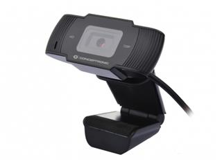 WEBCAM CONCEPTRONIC AMDIS 720P USB 3.6MM 30FPS