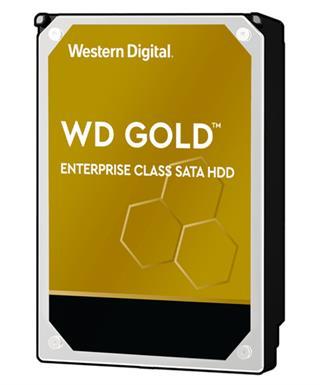 "Western Digital HDD Gold 4TB SATA 256MB 3.5"""