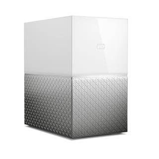 Western Digital My Cloud Home Duo 8TB Ethernet Color blanco disp