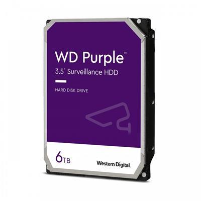 """Disco duro WD Purple 3.5"""" 6TB SATA3"""