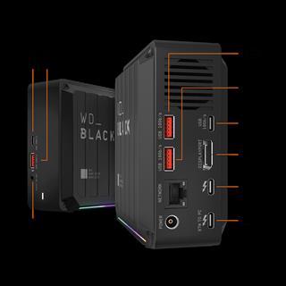 Western Digital WD Black D50 Game Dock 1Tb