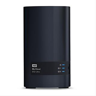Servidor NAS WD My Cloud EX2 Ultra 4TB