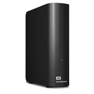 Western Digital WD ELEMENTS DESKTOP 6TB EMEA BLACK