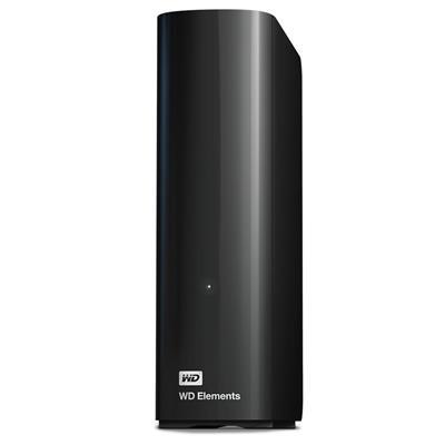 Western Digital WD ELEMENTS DESKTOP 8TB BLACK EMEA