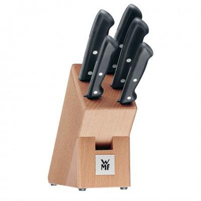WMF Classic knife block 6pc.