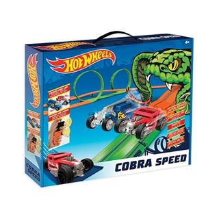World Rally Car CIRCUITO COCHES HOT WHEELS COBRA SPEED