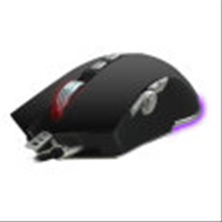 Woxter Stinger RX1500 m USB Laser 4000DPI mano derecha Negro rat