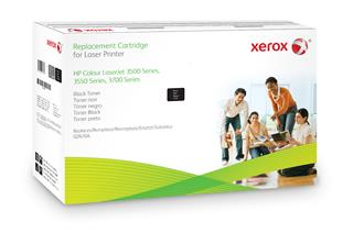 Tóner negro Xerox CLJ ser 3500 3550 3700