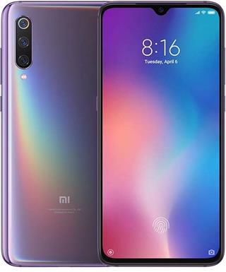 """Xiaomi Mi 9 6GB 128GB 6.39"""" violeta"""