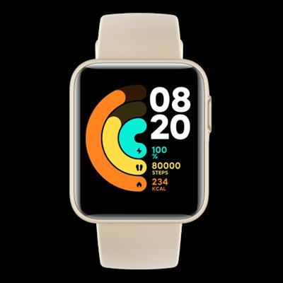 """Xiaomi Mi Watch Lite 3.56 cm (1.4"""") LCD Marfil ..."""