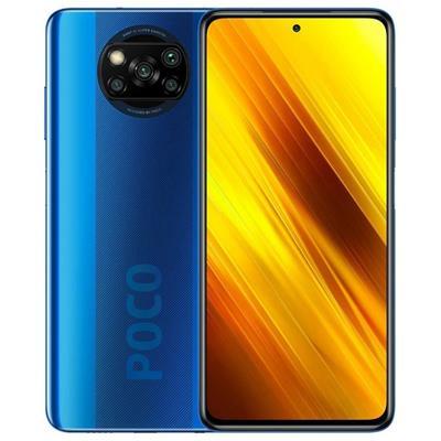 """Xiaomi Poco X3 NFC 6GB 64GB 6.67"""" azul cobalto  EU"""