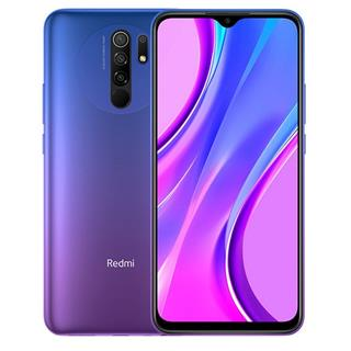 SMARTPHONE XIAOMI REDMI 9 4GB 64GB SUNSET PURPLE ...