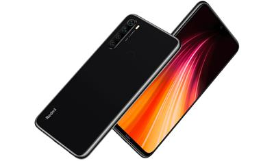 Xiaomi Redmi Note 8 space black               ...