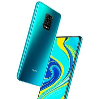 "Xiaomi Redmi Note 9S 4GB 64GB 6.67"" azul"