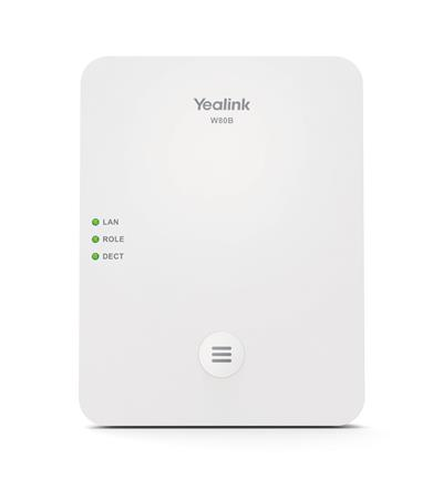 Yealink Telefonia BASE DECT MULTICELL